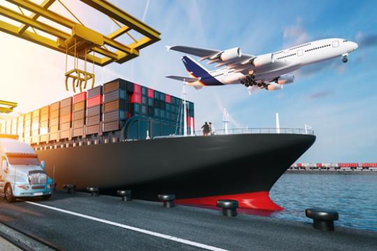 Logistics bnr